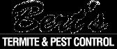 Bert's Termite & Pest Control Logo